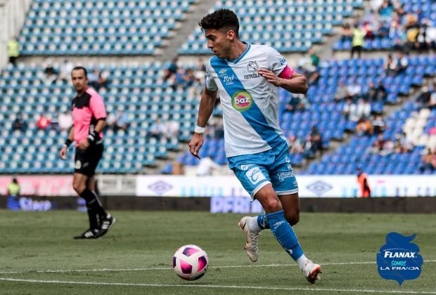 Con autogol el Puebla cae ante el León 1-0 en el Cuauhtémoc