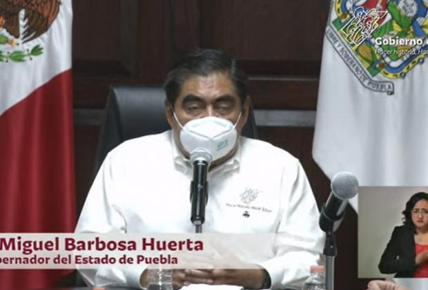 EN VIVO Hay 407 fallecidos en Puebla por Covid-19