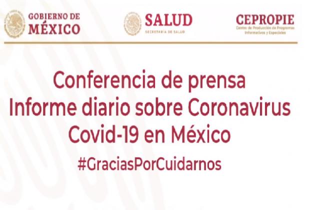 EN VIVO México rebasa las 52 mil defunciones por Covid19