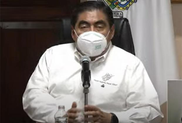 VIDEO Hay 3601 positivos de Covid y 563 muertos en Puebla