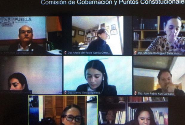 Aprueban diputados inicio de procedimiento para disolver Cabildo de Tehuacán