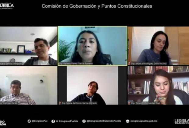 Aprueban diputados revocación de mandato de Tehuacán