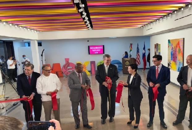 Nueva sede del Consulado de México en Houston, Texas