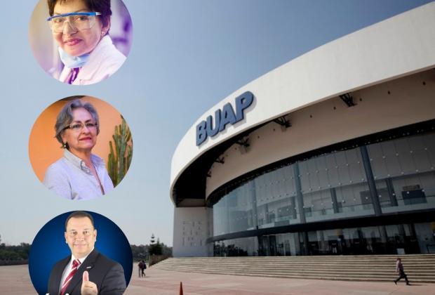 Este viernes acuden aspirantes a rectoría de la BUAP ante el Consejo Universitario