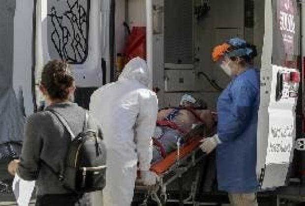 Casi 60 mil casos Covid en Puebla, federación reporta 2 mil más que el estado