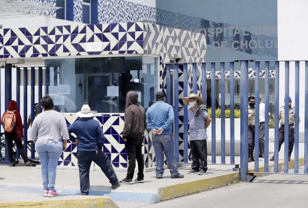 Covid no da tregua, repuntan casos activos en Puebla