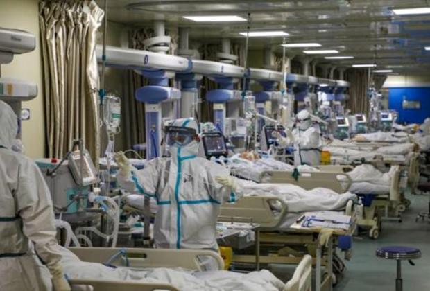 De los 22 hospitales con casos de Covid-19, dos se encuentran a tope
