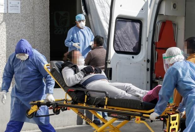 VIDEO México suma 140 mil 241 muertes por covid19