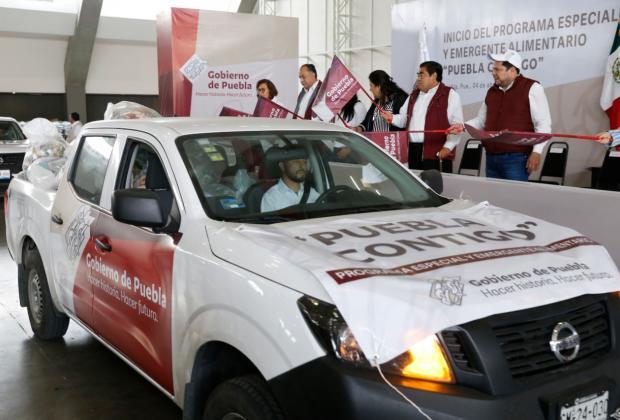 El gobierno de Puebla se va a quedar con los que menos tienen: Barbosa