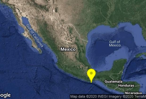 Susto de viernes en Oaxaca, vuelve a temblar en Crucecita