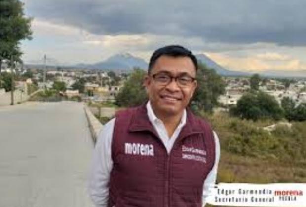 Niega Edgar Garmendia venta de candidaturas en Morena