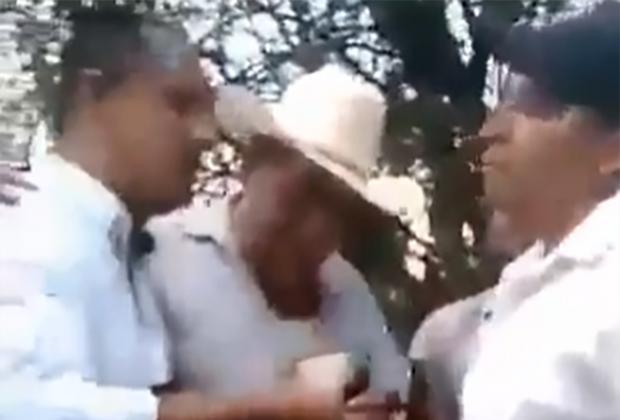 VIDEO Alcalde de Quimixtlán apuesta 10 mdp a que se reelige