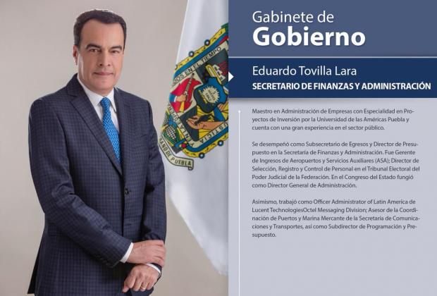 ASE investigará a Tovilla Lara por presunta participación en empresas de Eukid Castañón