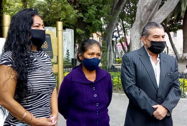 Barbosa busca que Derechos Humanos reabra el caso Chalchihuapan