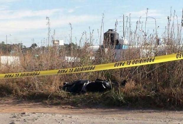Hallan supuesto cadáver embolsado en Camino Real a San Jerónimo en Puebla