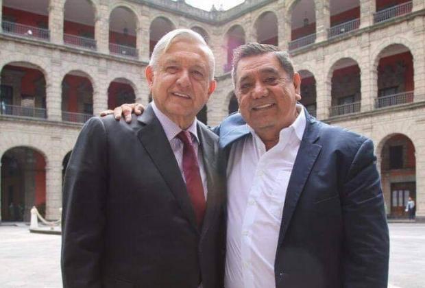 Adiós Salgado Macedonio, CNHJ de Morena lo saca del proceso