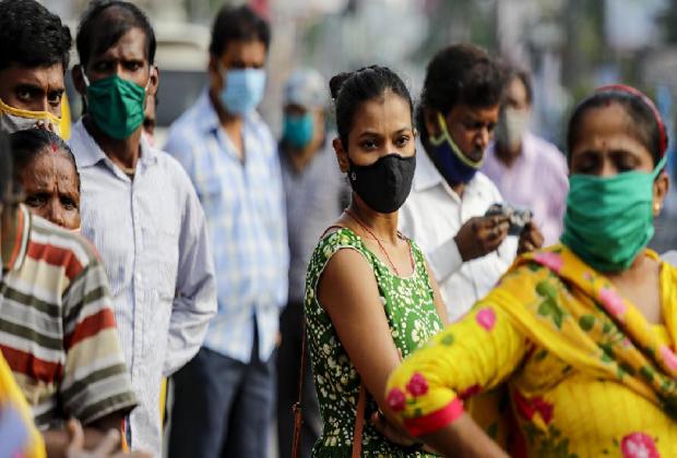 La India con  ayuda internacional aminora los contagios