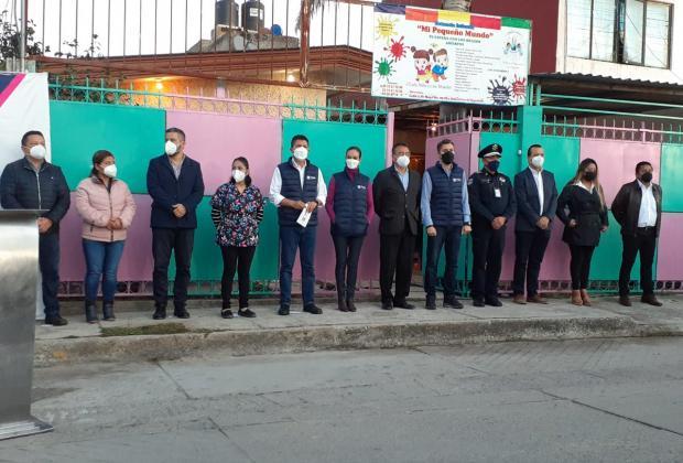 Aprueba Cabildo iniciar con regulación para operación de estancias infantiles en Puebla