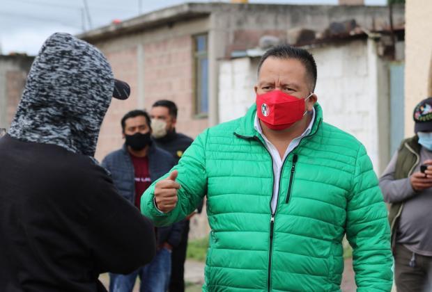 Muere por Covid-19 alcalde electo de Hidalgo