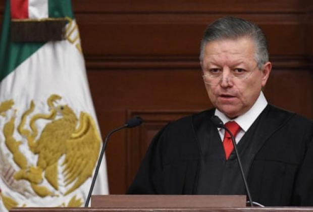 Juez desecha petición de amparo contra ampliación de mandato de Zaldívar