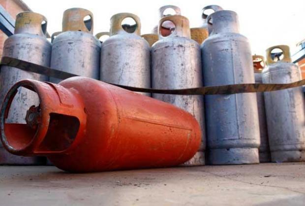 El tanque de gas LP de 20kg baja en Puebla a 490.8 pesos