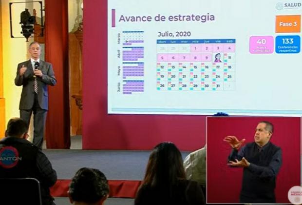 EN VIVO México contabiliza 34,191 muertos y 289,147 positivos de Covid