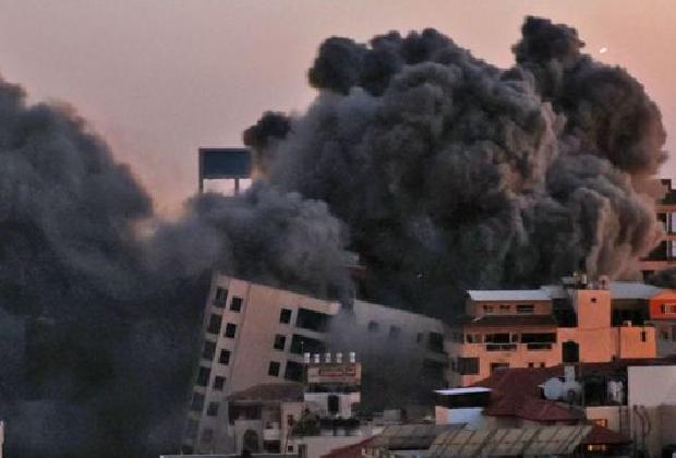 Human Rights Watch acusó al Ejército de Israel de realizar crímenes de guerra