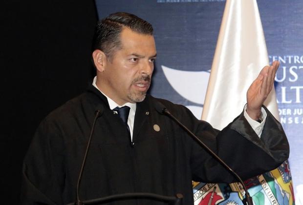 Se han sancionado a seis jueces por violar la Ley Orgánica en Puebla: Héctor Sánchez