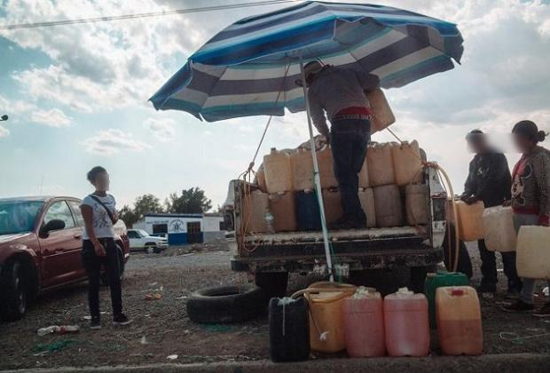 En Puebla se han registraron 130 mil reportes de venta ilegal de combustible