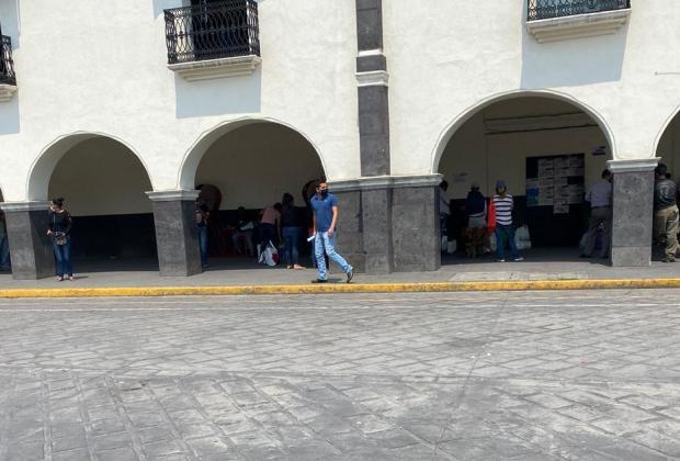 Confirman brote de Covid-19 en penal de Huejotzingo