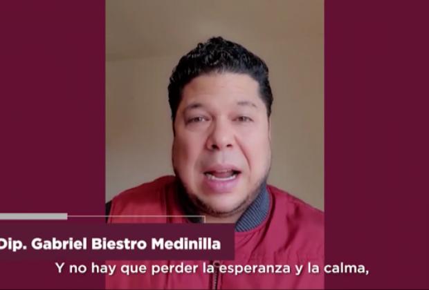 VIDEO Diputados otorgan voto de confianza a Barbosa y AMLO