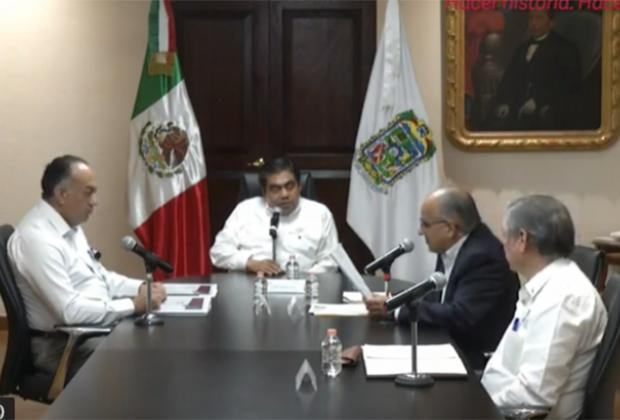 EN VIVO Son 165 casos de coronavirus en Puebla y 14 decesos
