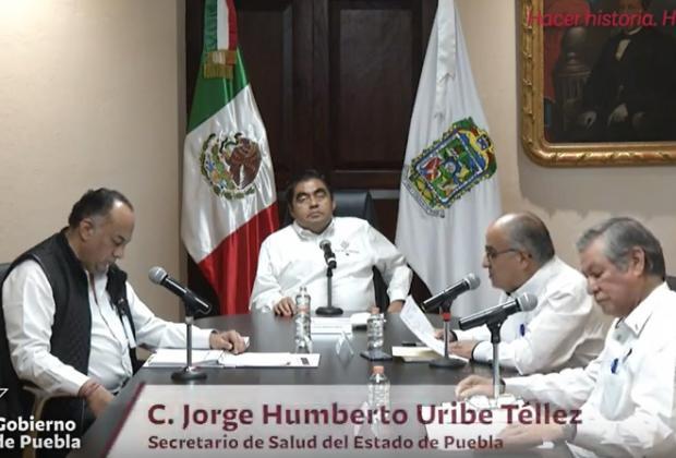 EN VIVO Suma Puebla 9 decesos por COVID19 y 159 casos positivos
