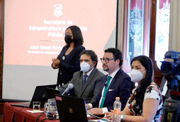 Debaten sobre Centro Histórico en comparecencia de Infraestuctura