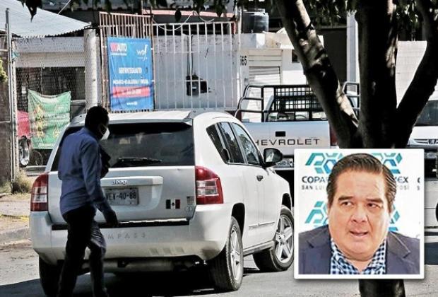 Matan a presidente de Coparmex en San Luis Potosí