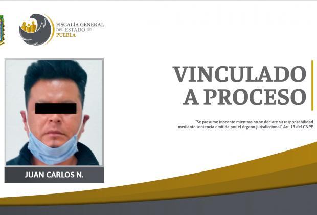 Acusan a Juan Carlos de violar a su sobrina de 9 años en Coronango