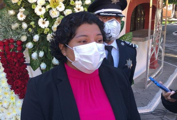Karina Pérez Popoca espera recorte de 250 mdp de recursos federales para 2021