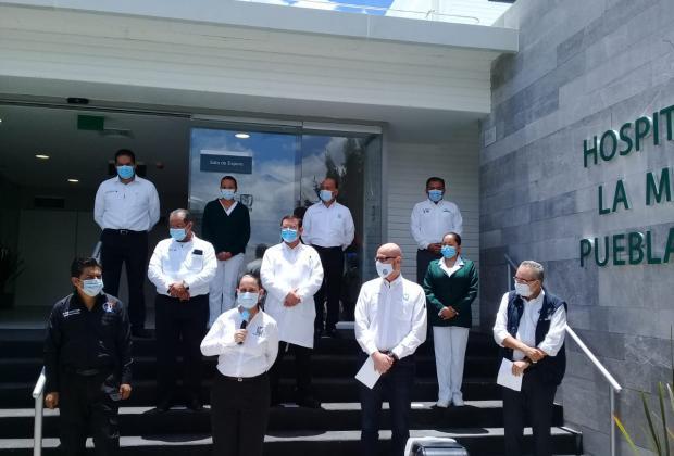 Inauguran Hospital Anexo al IMSS La Margarita