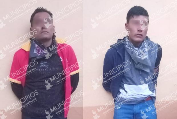VIDEO Detención de los hermanos que tomaron por rehenes a empleados del Oxxo