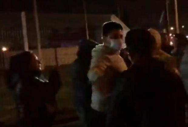 Quedan libres policías detenidos por muerte de abuelito en la colonia Universidades