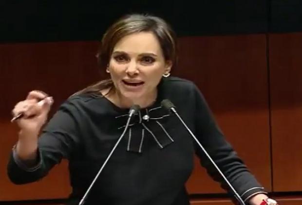Lilly Téllez pide que candidatos no tengan acusaciones de delitos sexuales