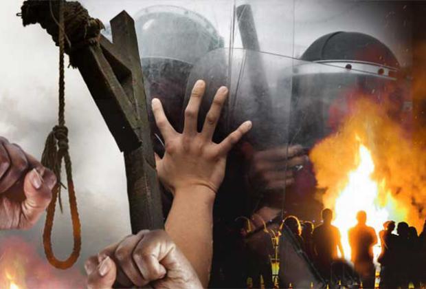 En Puebla se han registrado 105 eventos relacionados con linchamientos: Segob