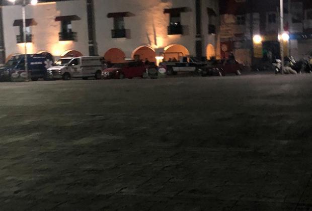 Realizan operativo en penal de Huejotzingo y trasladan reos Covid