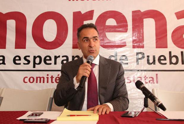 Convoca Bracamonte a morenistas para cambio en dirigencia en Puebla
