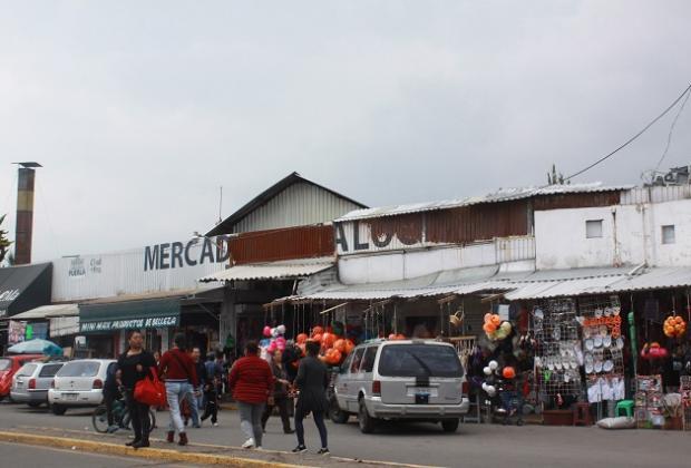 Ya es oficial: se cae remodelación del mercado de Amalucan