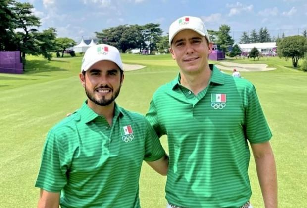El mexicano Carlos Ortiz va segundo en el golf de Tokio 2020