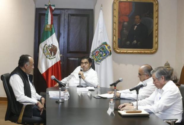 Edil de Ajalpan es investigado por vínculo con crimen organizado: Barbosa