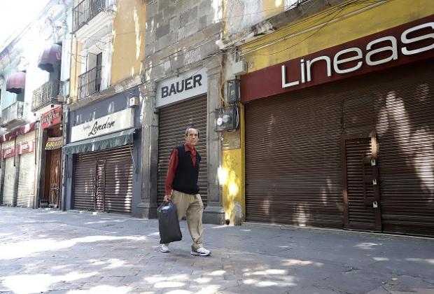 Advierte Barbosa clausuras a negocios que abran antes del 15 de junio
