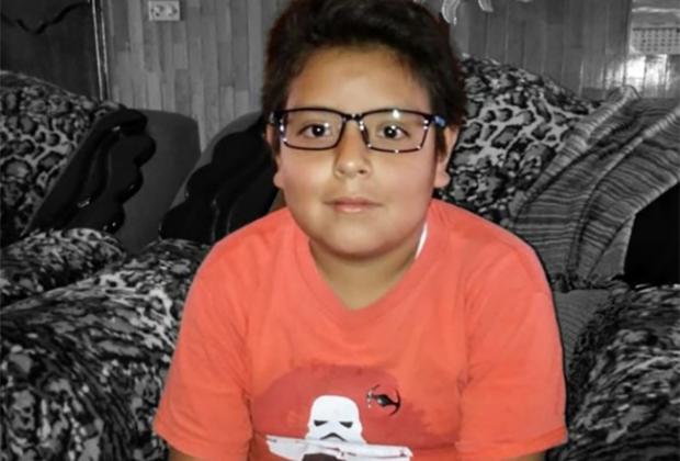 Desaparece el niño Uriel Polo en Texmelucan; ayuda a encontrarlo