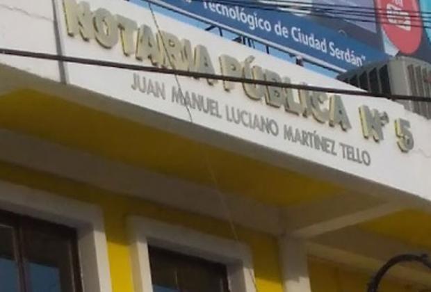 Gobierno de Puebla anula Notaría 5 de Ciudad Serdán a Manuel Martínez